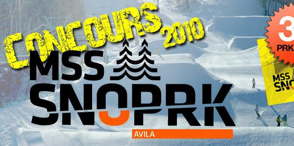 Sondage MSS SNOPRK 09/10