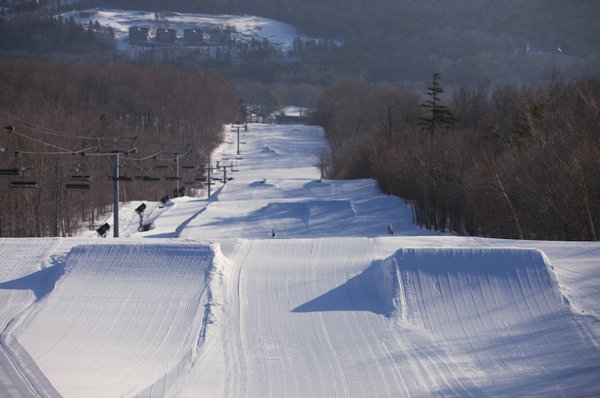 Carinthia - East Coasts #1 Park, Builds New Features For This Weekend