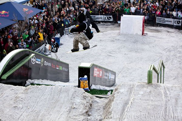 SLC RAIL JAM! - CASH PURSE - New Years Competition, Downtown SLC