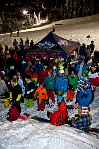 Results and Photos from the Village Rider Rail Jam presented in association with Dialogue Headwear