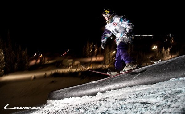 Village Rider Rail Jam Video