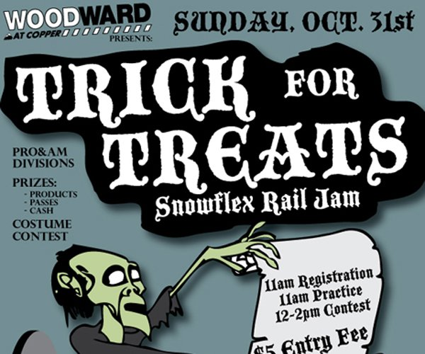 Halloween Rails Jam