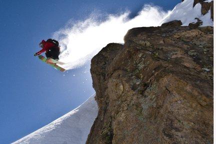 Liberty Skis Partners With Powder Addiction Snowcat Skiing