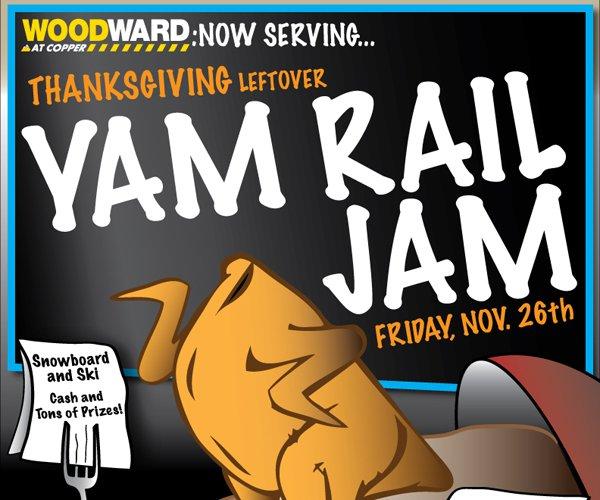 Yam Rail Jam