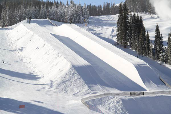 22' Superpipe Open!