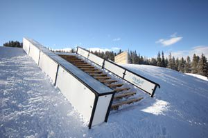 Catalyst Terrain Park!