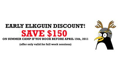 Save $150 On Summer Camp!