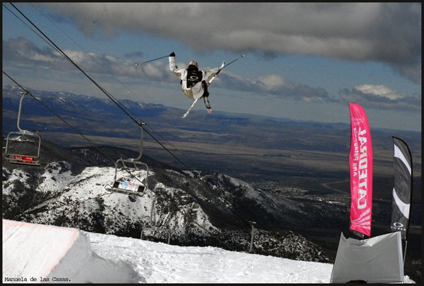 Ski powder in Summer!