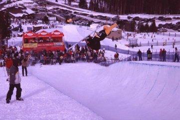 Pipe Mute Grab @ Breck