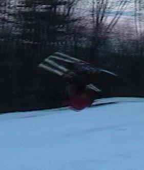 Misty flip that i fell hard damn video makes it so blurry