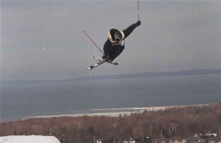 Neil Lyons mute (you may remember him from Winter X 99. skiboard gold)