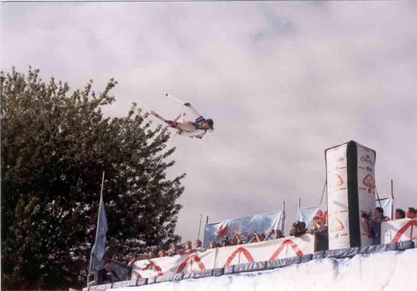 Dave Chricton Snowjam Toronto. Flatspin something