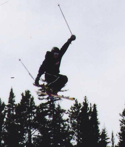 Copper Mtn ~ another Illegal ~ poor quality pic