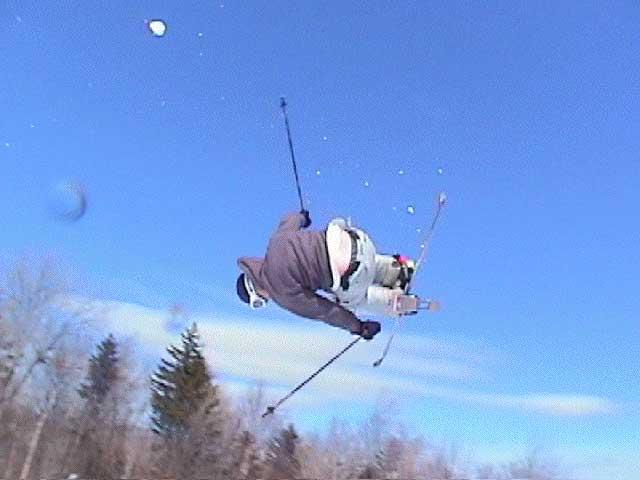 cork 5 @ mt snow, camera too close, but still cool