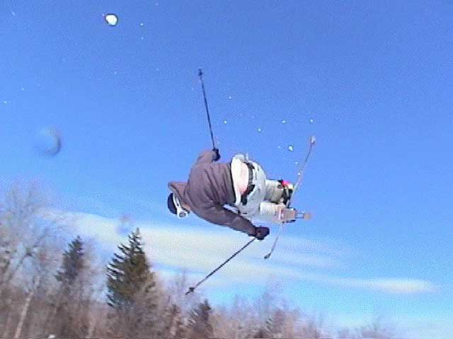 cork 5 @ mt snow, camera too close, but still cool