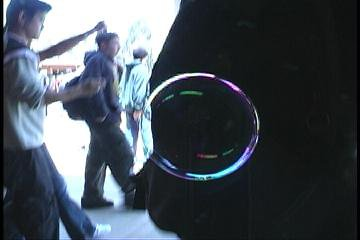 oh damn its the Bubble-Cam