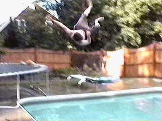 Tramp to Pool