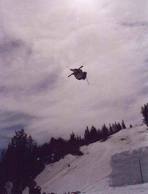 HUGE cork 9 tail 75ft table Buttermilk, CO