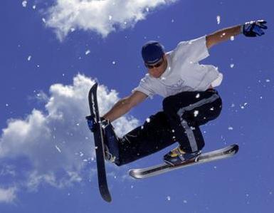 skiboarding is fun