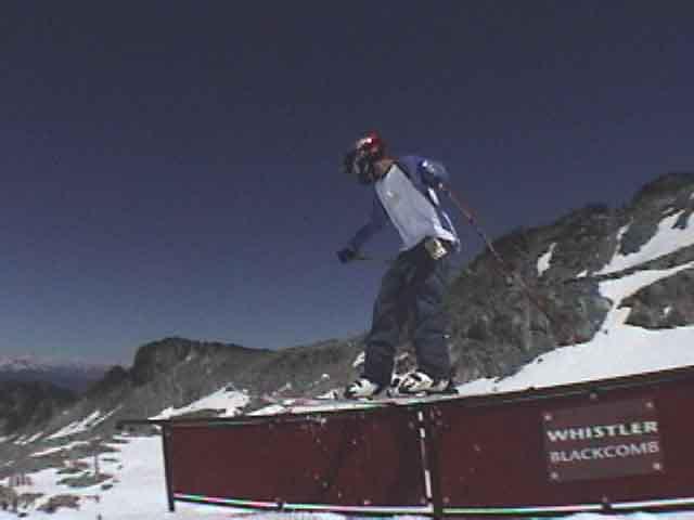 glacier flat rail