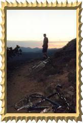 mtn biking elkhorn crest trail