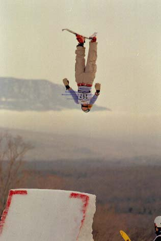 this is where my background in skiing comes from...hahah