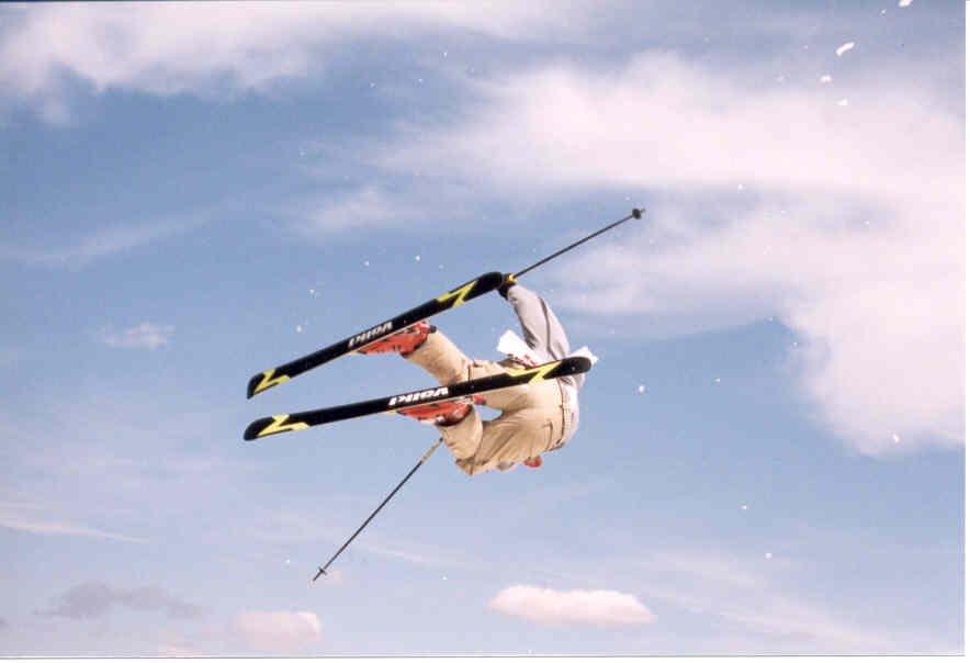 Paul Yih Rodeo 540 at Tyrol Basin End of Season Comp 2002