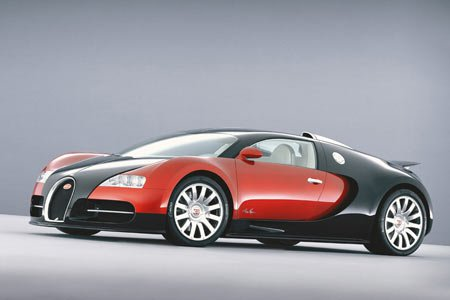 my bugatti veyron 16-4   7speed transmission and 1001 horse power