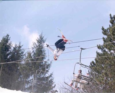 Ryan Dvorak D-spin 720 at Tyrol Basin End of Season Comp 2002
