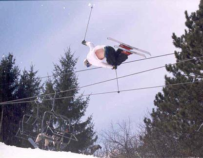 Lance Seeman Corked 900 at Tyrol Basin End of Season Comp 2002