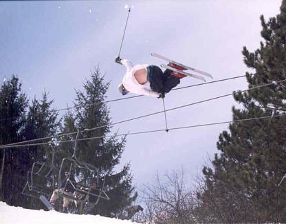 Lance Seeman Corked 900 at Tyrol Basin End of Season Comp 2002