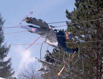 Ryan Shmies Rodeo 540 Japan at Tyrol Basin End of Season Comp 2002