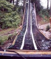 Water Ramp in Fond Du Lac, Wisconsin 2001