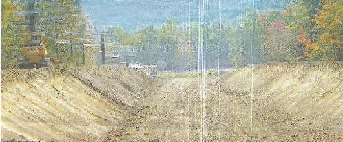 A Pic of the New Supuper Pipe at Bristol Mt. NY