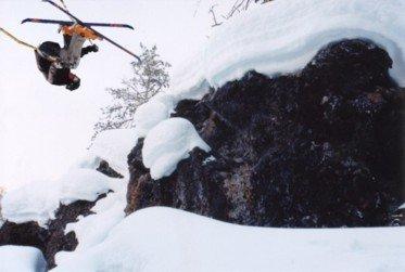 Sick Front Flip Off Nice Cliff!!!!!!!!!
