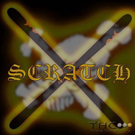 Wicked scratch logo