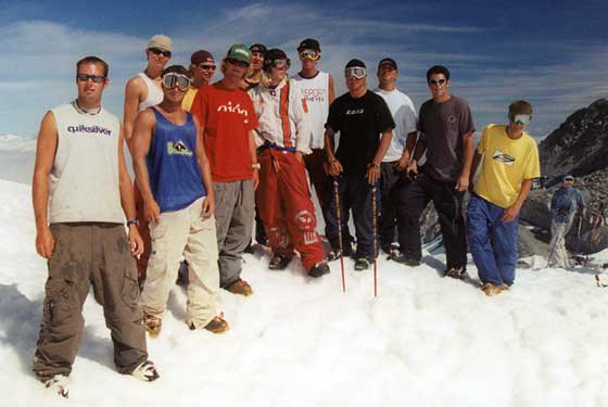 High North Dig Crew 2002