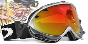 Check out these Oakley Wisdoms