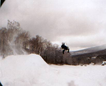 backflip by a gnarly little vt ripper