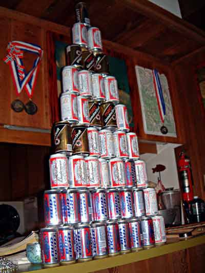 the tower of POWER!