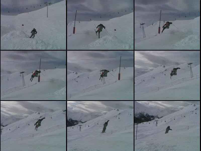 half cab safety grab (sequence)