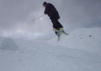 my first 360 i tried with ski