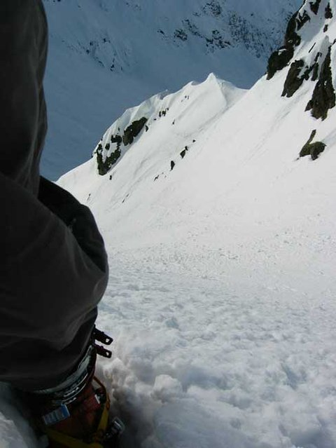 Part 1 of Bawb's adventure to the Glacier of the Dead