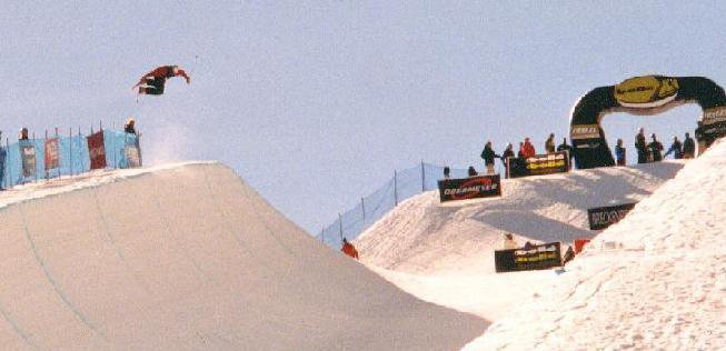 X-qualifier In breckenridge superpipe