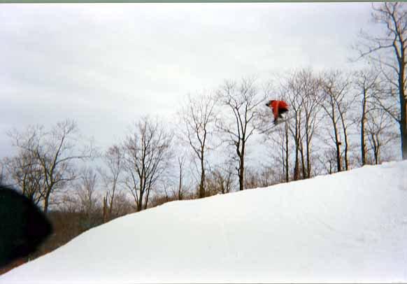 Kicker at jack frost