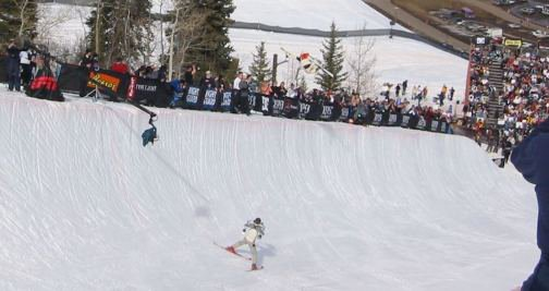 First Run, X-Games Finals 2003