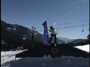 *Trap rail at Summit West