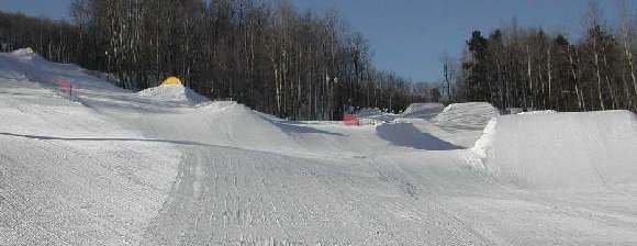 Lower Half of Marquette Mtn Park