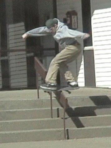 frontboard super small rail