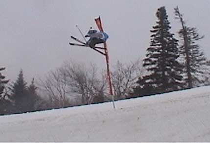Tremblant's pipe is sick